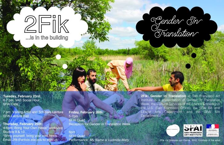 SFAI- 2Fik Poster